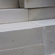 Concrete blocks and landscaping blocks